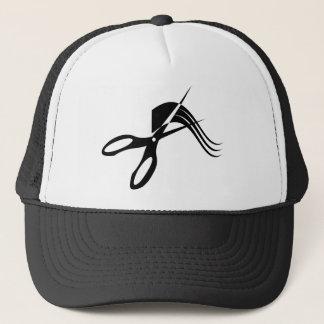 Barber Scissors - Hair Stylist Trucker Hat