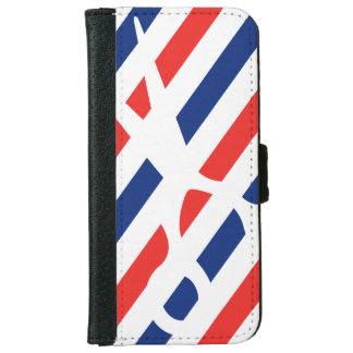 Barber Scissors iPhone 6/6s Wallet Case