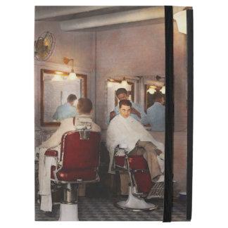 """Barber - Senators-only barbershop 1937 iPad Pro 12.9"""" Case"""