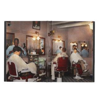 Barber - Senators-only barbershop 1937 Powis iPad Air 2 Case