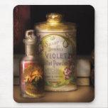 Barber -  Sharp & Dohme's Violet Toilet Powder Mouse Pad