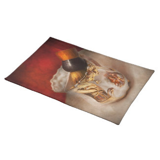 Barber - Shaving - The beauty of barbering Placemats