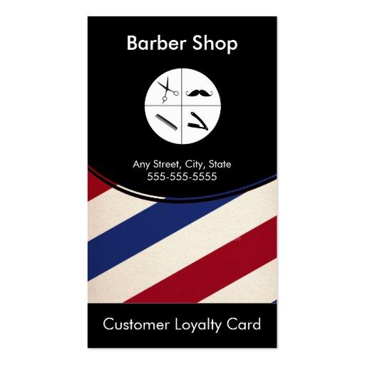 barber logos business cards - photo #20