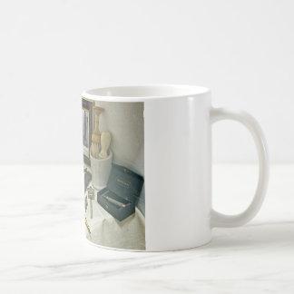 Barber Shop Coffee Mug