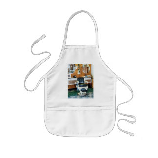 Barber Shop One Chair Kids' Apron