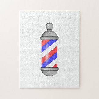 Barber Shop Pole Puzzles
