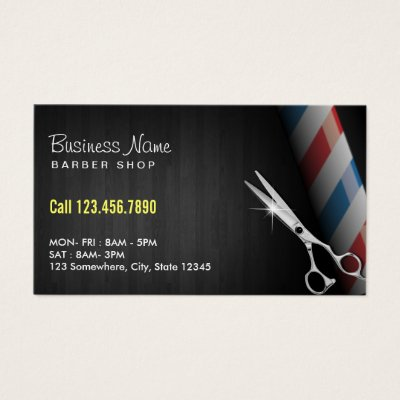Barber business cards jcmanagement barber business cards colourmoves Choice Image