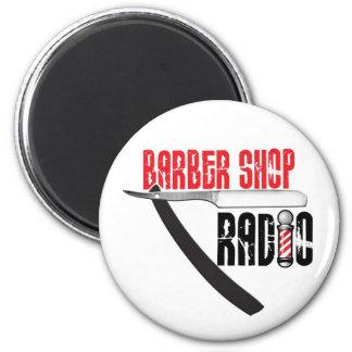 Barber Shop Radio Magnet 1