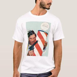 Barber Shop Shootout T-Shirt