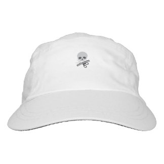 Barber skull hat
