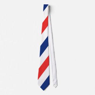 Barber Stripes Neck Tie