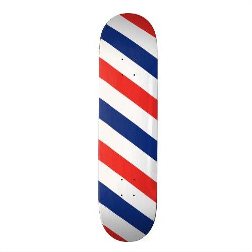 Barber Stripes Skateboard