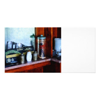 Barber Supplies Photo Cards
