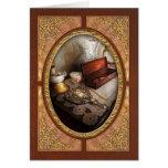 Barber - The morning ritual Card