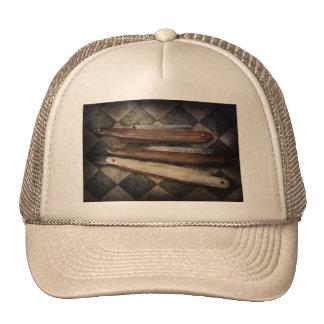 Barber - The Razor Trucker Hat