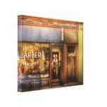 Barber - Towne Barber Shop Canvas Print