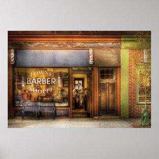Barber - Towne Barber Shop Posters