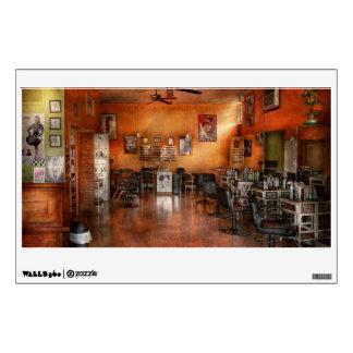 Barber - Union, NJ - The modern salon Room Sticker