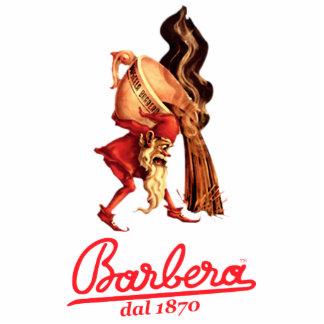 Barbera Italian coffee magician Standing Photo Sculpture
