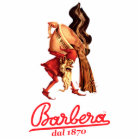 Barbera Italian coffee magician Statuette