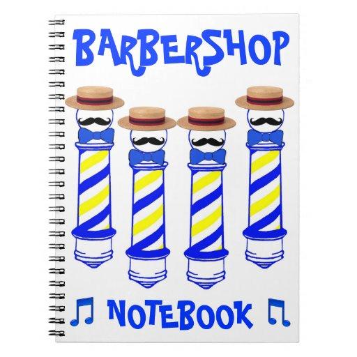 """Barbería """"cuaderno """""""