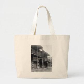 Barbería de New Orleans, los años 30 Bolsa Tela Grande