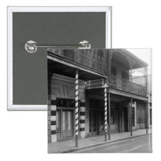 Barbería de New Orleans, los años 30 Pins