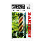 BARBERPOLE STAMPS