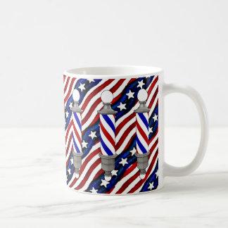Barberpoles Coffee Mugs