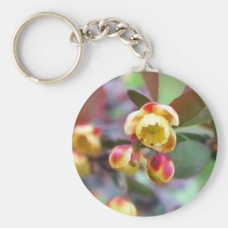 Barberry Flowers Keychains