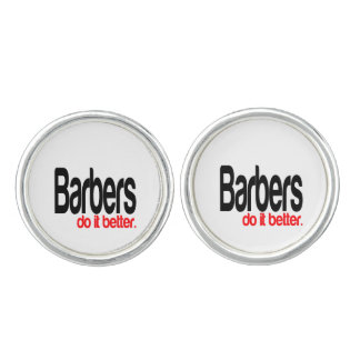 Barbers Do It Better Cufflinks