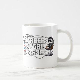 Barbers Favorite Barber Mugs