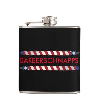 Barberschnapps Hip Flask