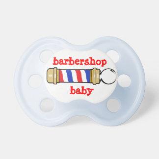 Barbershop Baby Pacifier