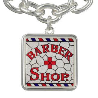 Barbershop Bling Charm Bracelets