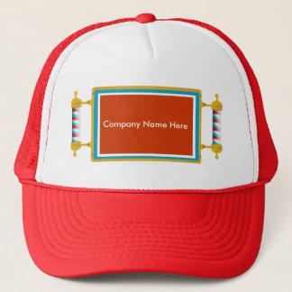 Barbershop Bragging Rights Trucker Hat