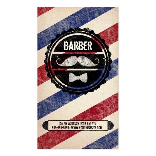 barber logos business cards - photo #44