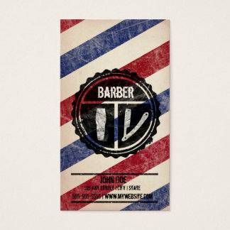 Barber shop business cards tiredriveeasy barber shop business cards flashek Choice Image