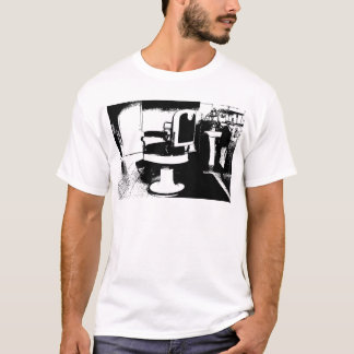 barbershop chair T-Shirt