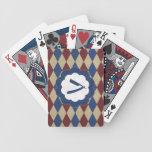 barbershop diamonds poker cards