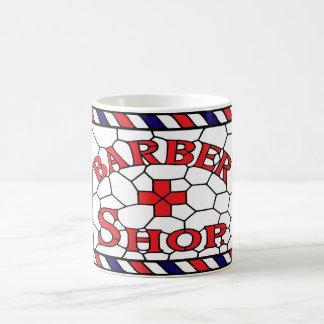 Barbershop Classic White Coffee Mug