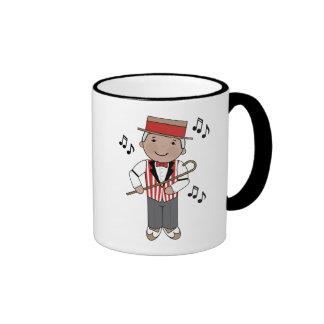 Barbershop Music Singer Gift Ringer Coffee Mug