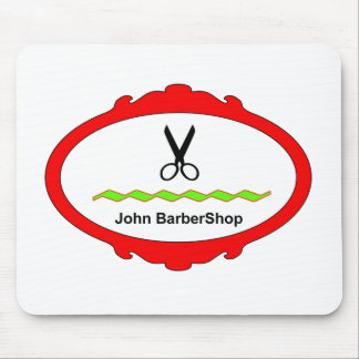 Barbershop.png Mouse Pad