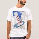 Barbershop Quartet 1936 WPA T-Shirt