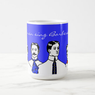 Barbershop Quartet Coffee Mug