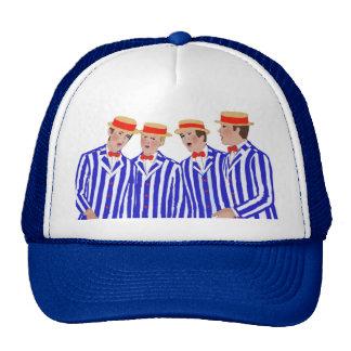 Barbershop Quartet Trucker Hats