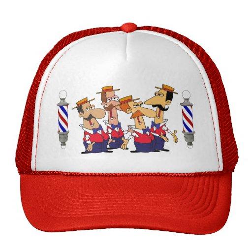 Barbershop Quartet Hat