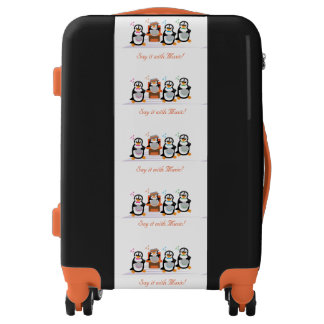 Barbershop Quartet Luggage