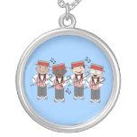 Barbershop Quartet Music Jewelry Gift
