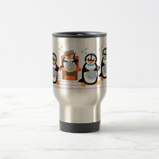 Barbershop Quartet Travel Mug